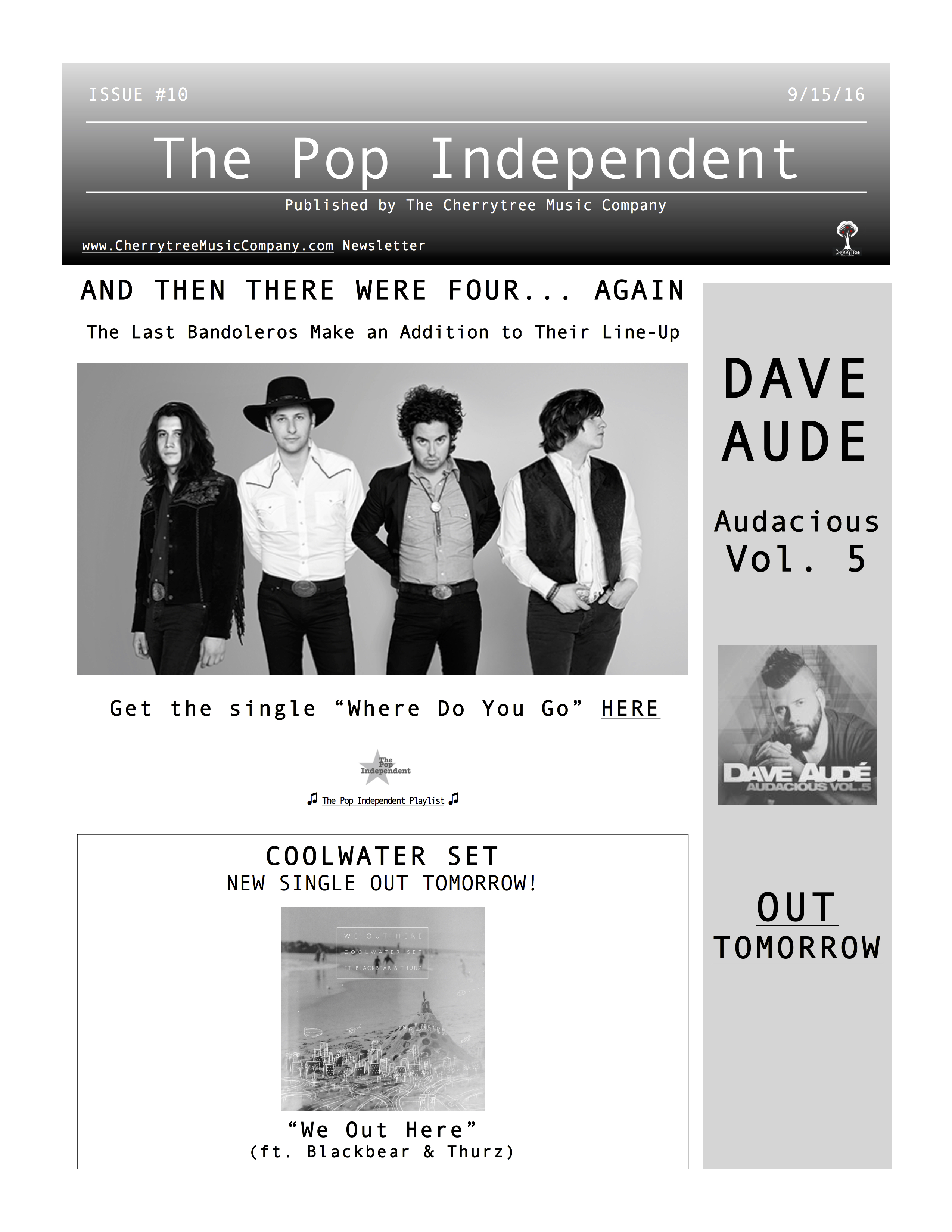 The Pop Independent, issue 10