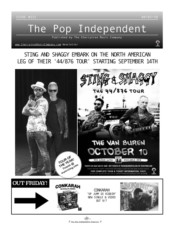 The Pop Independent, issue 111