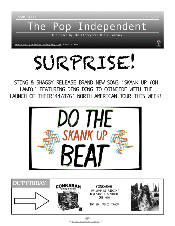 The Pop Independent, issue 112