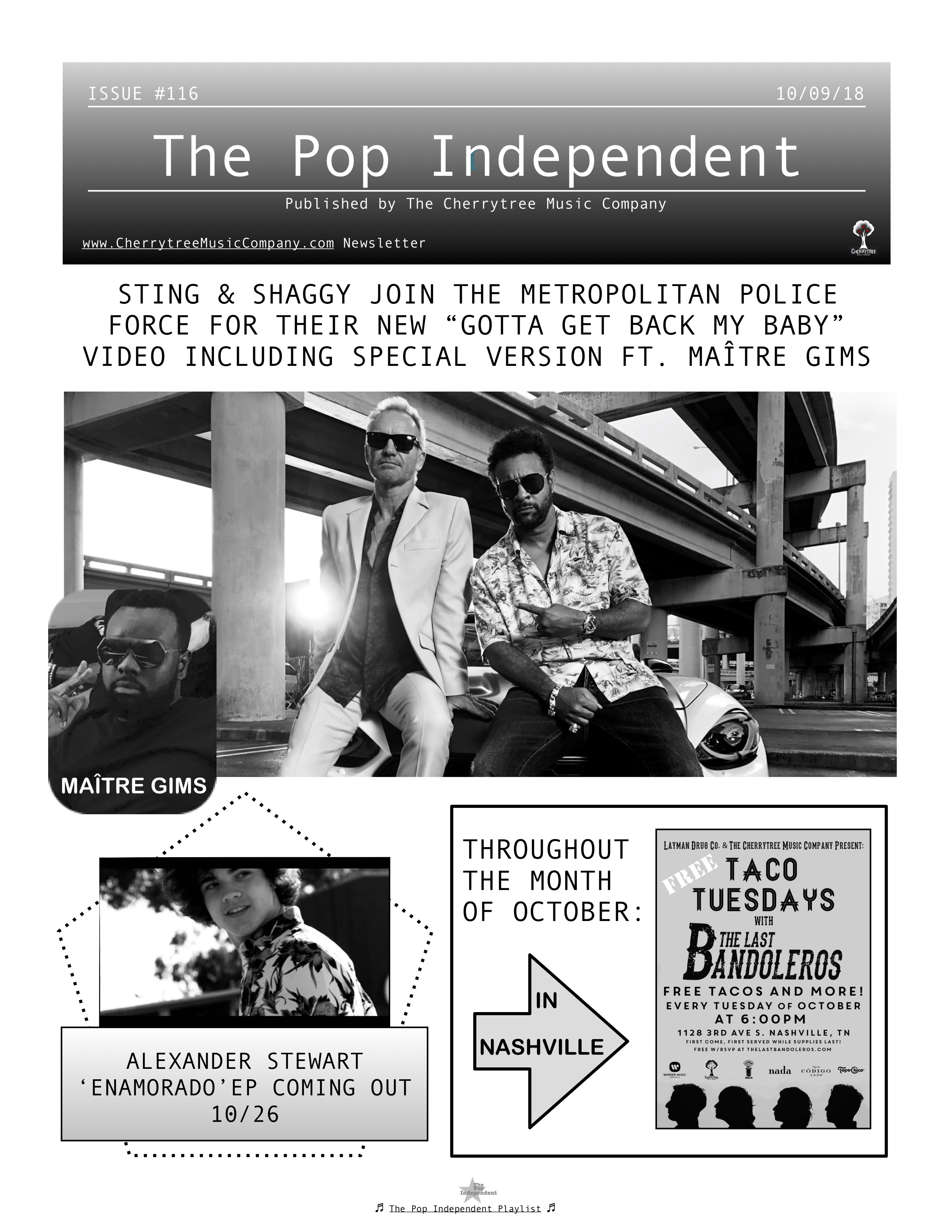 The Pop Independent, issue 116