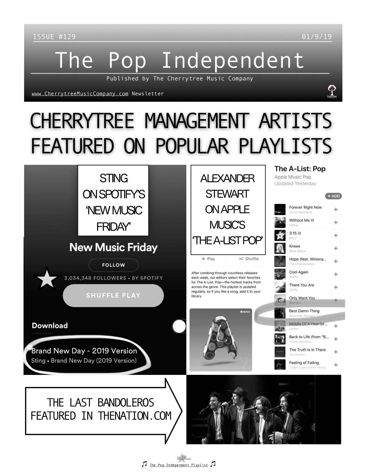 The Pop Independent, issue 129