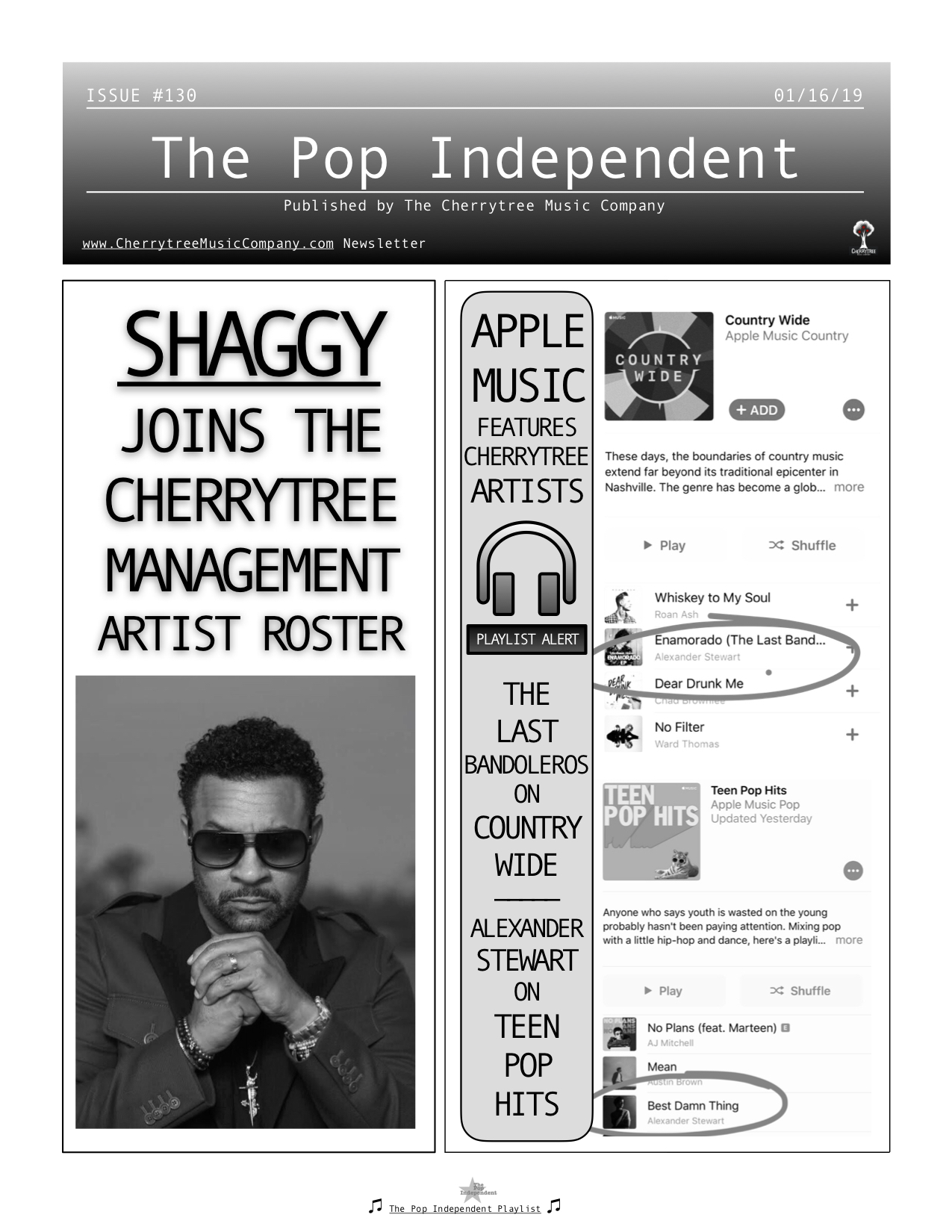 The Pop Independent, issue 130