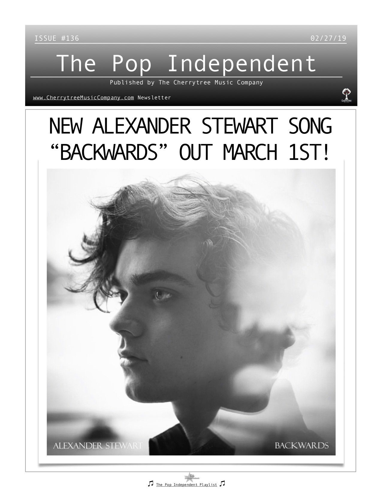 The Pop Independent, issue 136