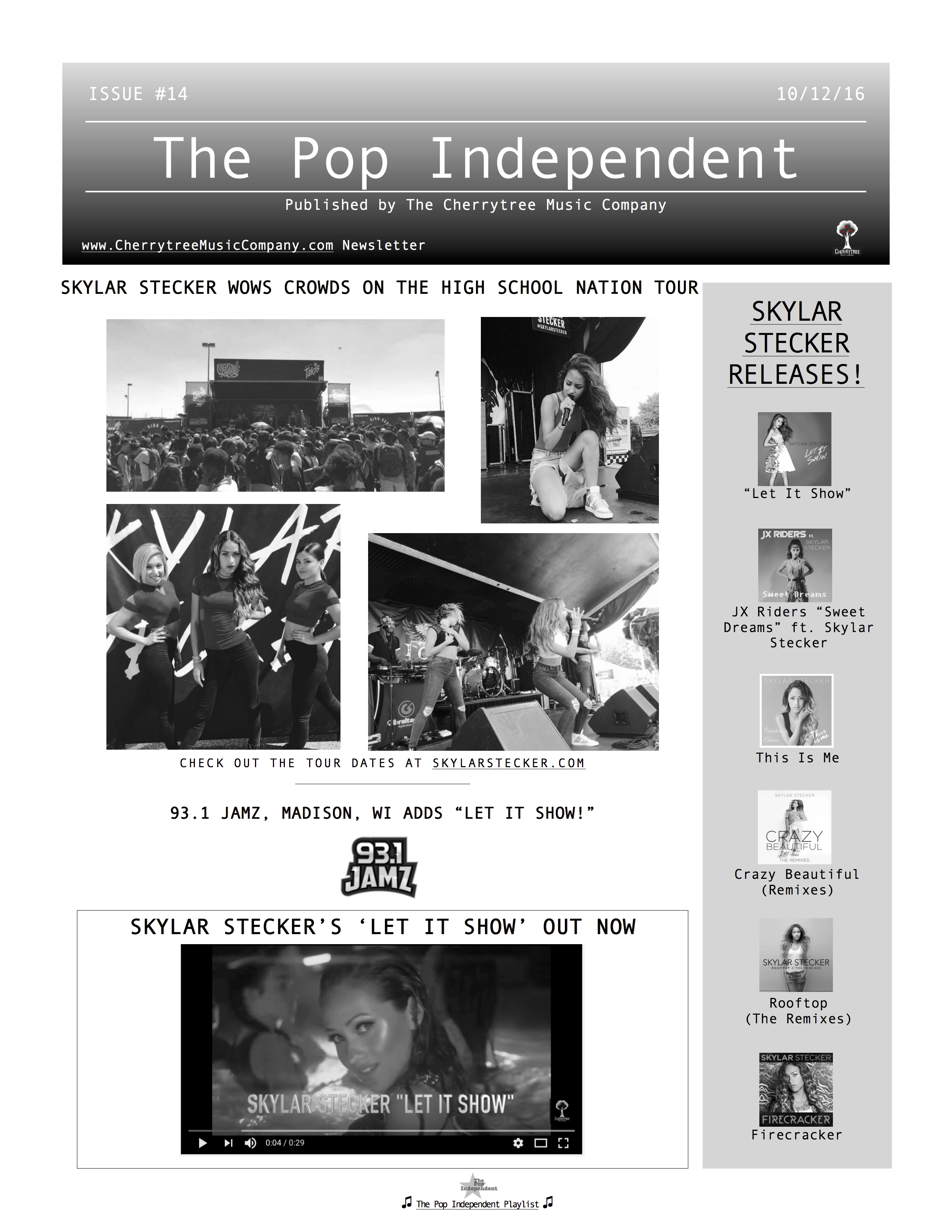 The Pop Independent, issue 14