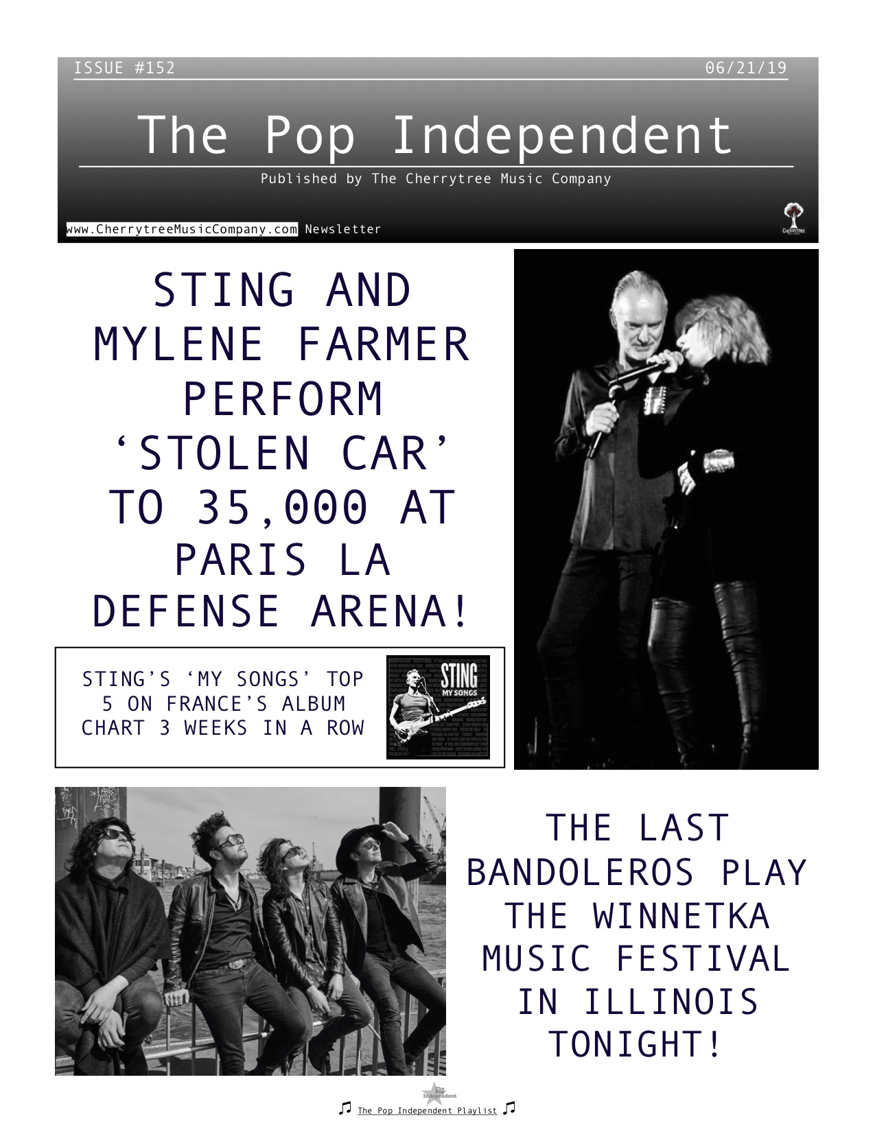 The Pop Independent, issue 152