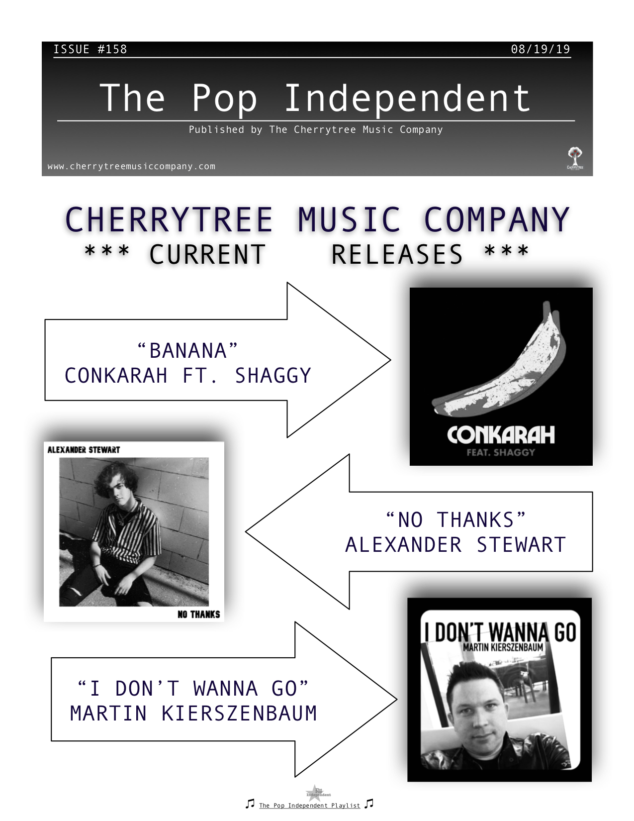 The Pop Independent, issue 158