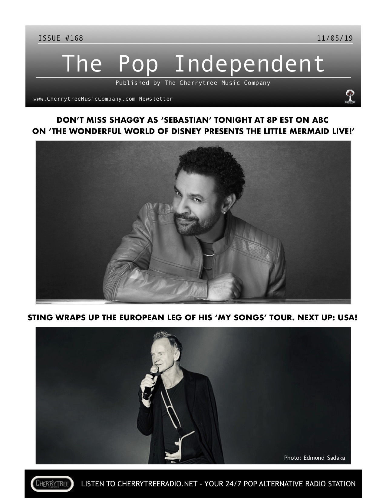 The Pop Independent, issue 168