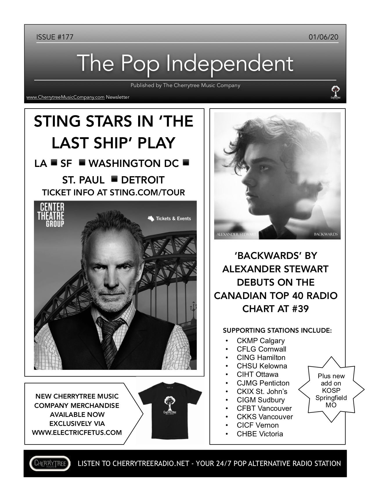 The Pop Independent, issue 177