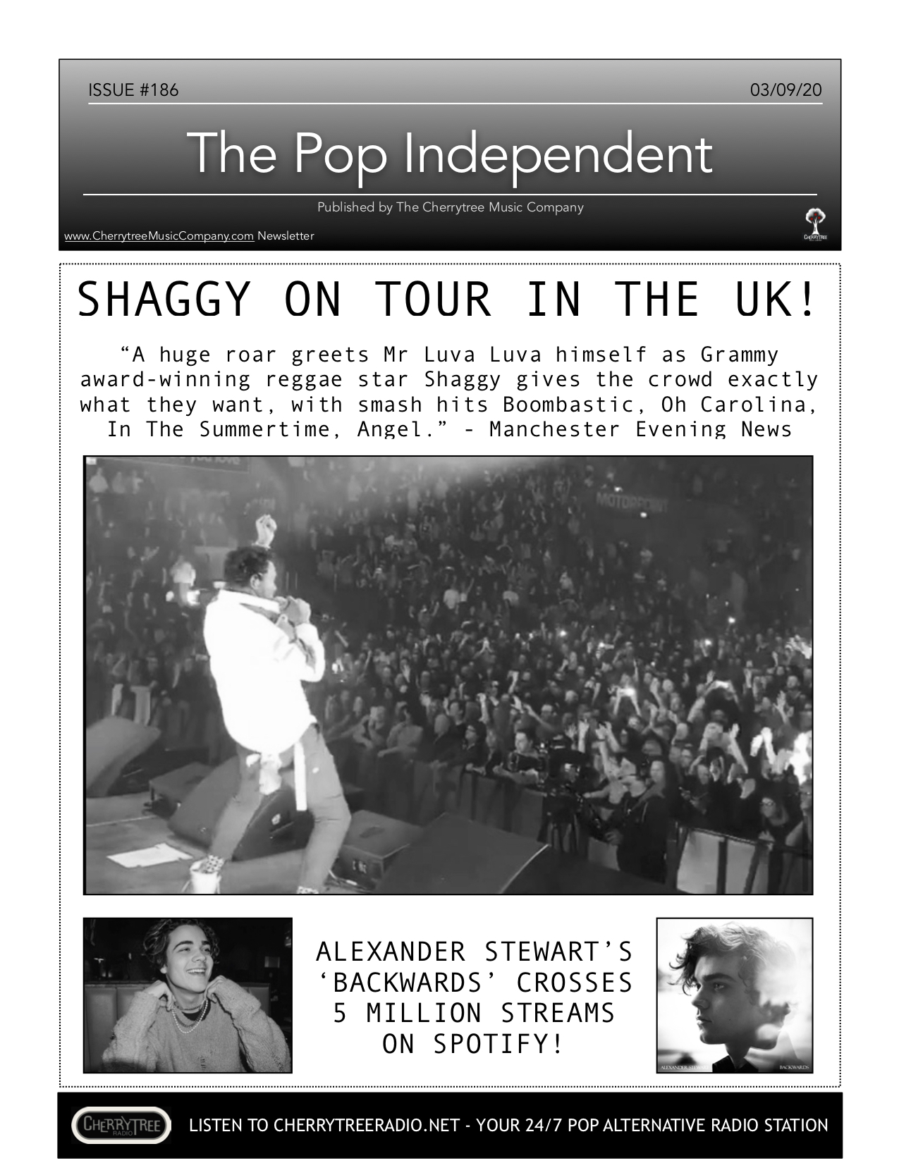 The Pop Independent, issue 186