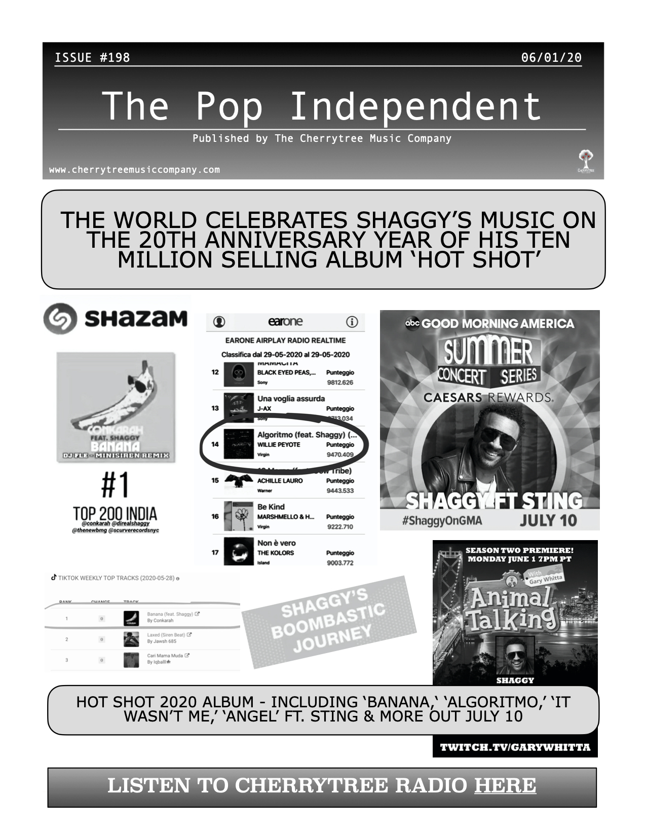 The Pop Independent, issue 198