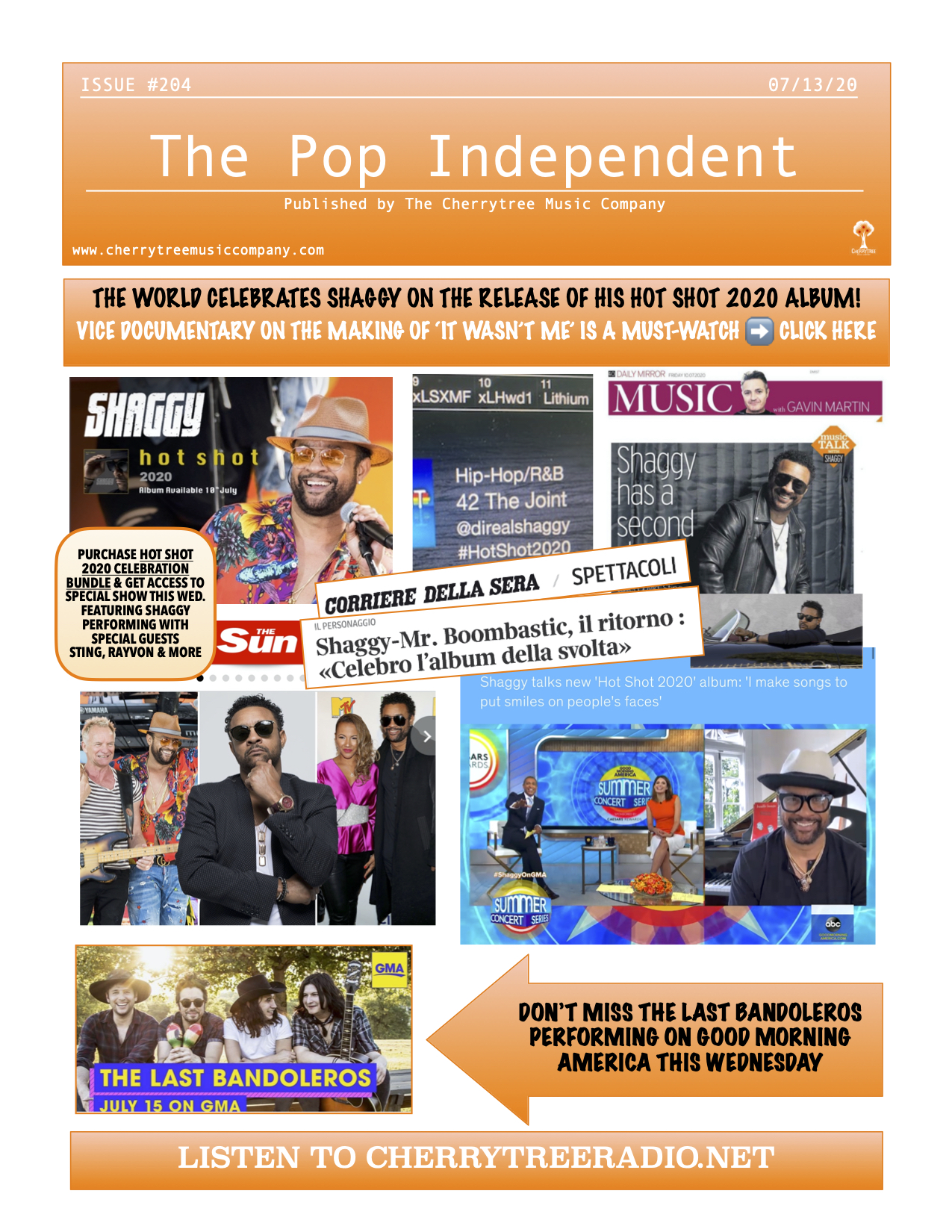 The Pop Independent, issue 204