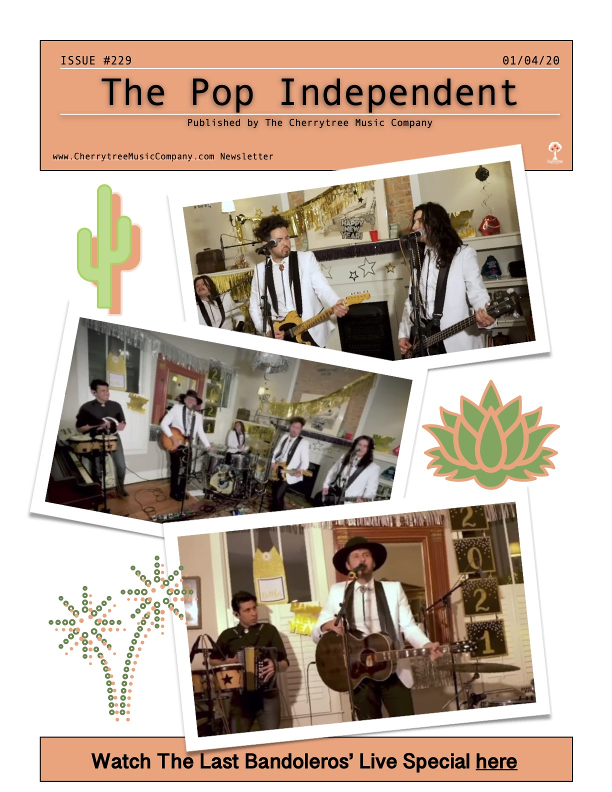 The Pop Independent, Issue 229