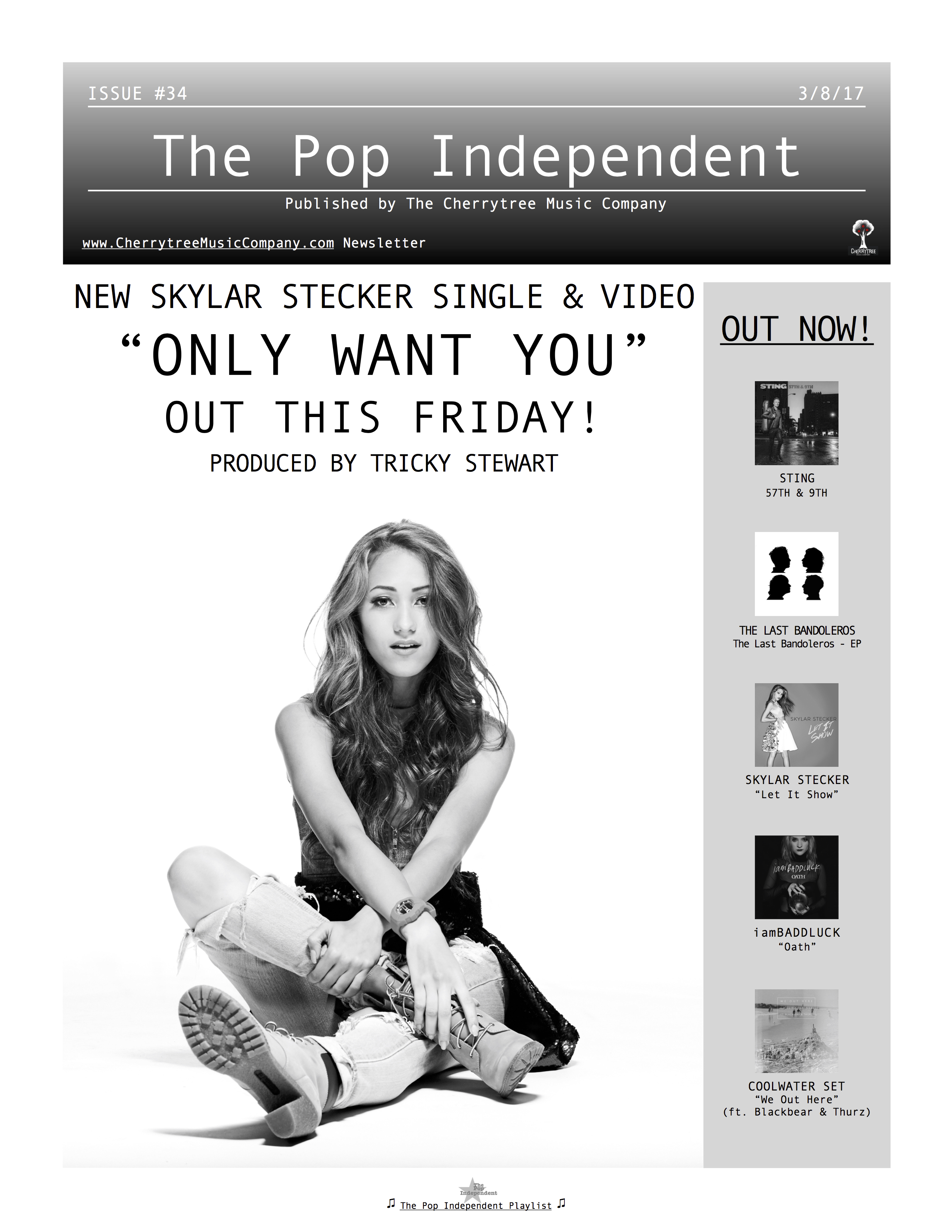 The Pop Independent, issue 34
