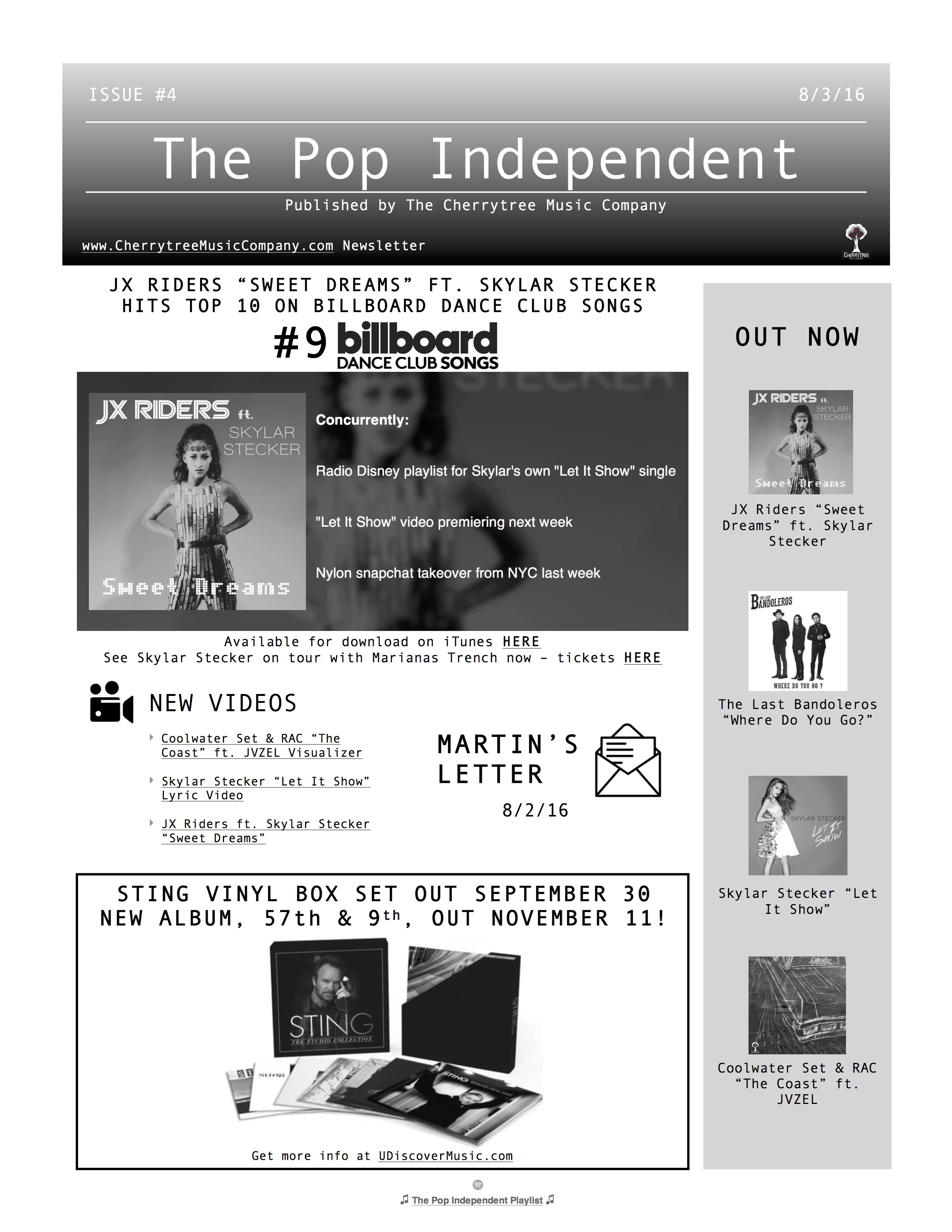 The Pop Independent, issue 4