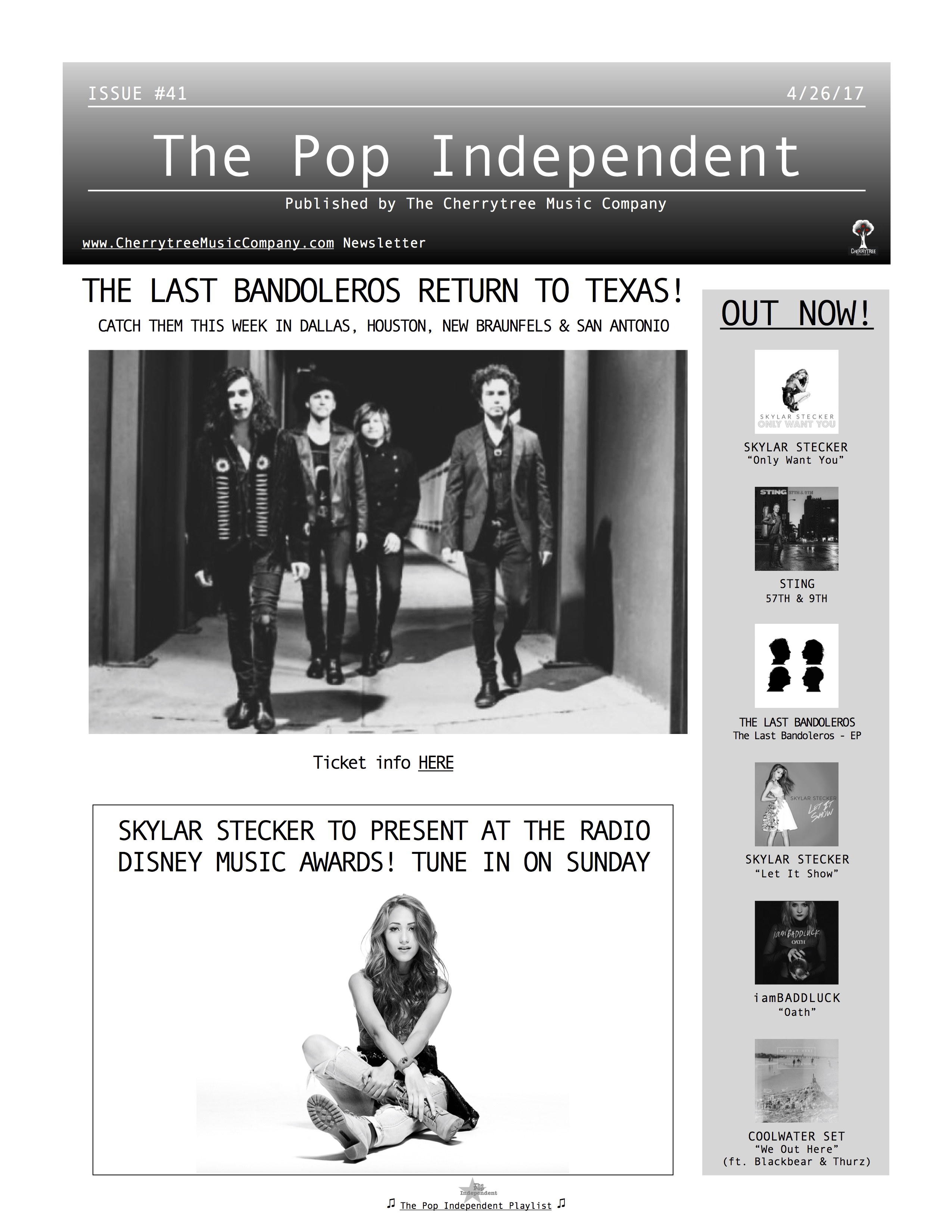 The Pop Independent, issue 41