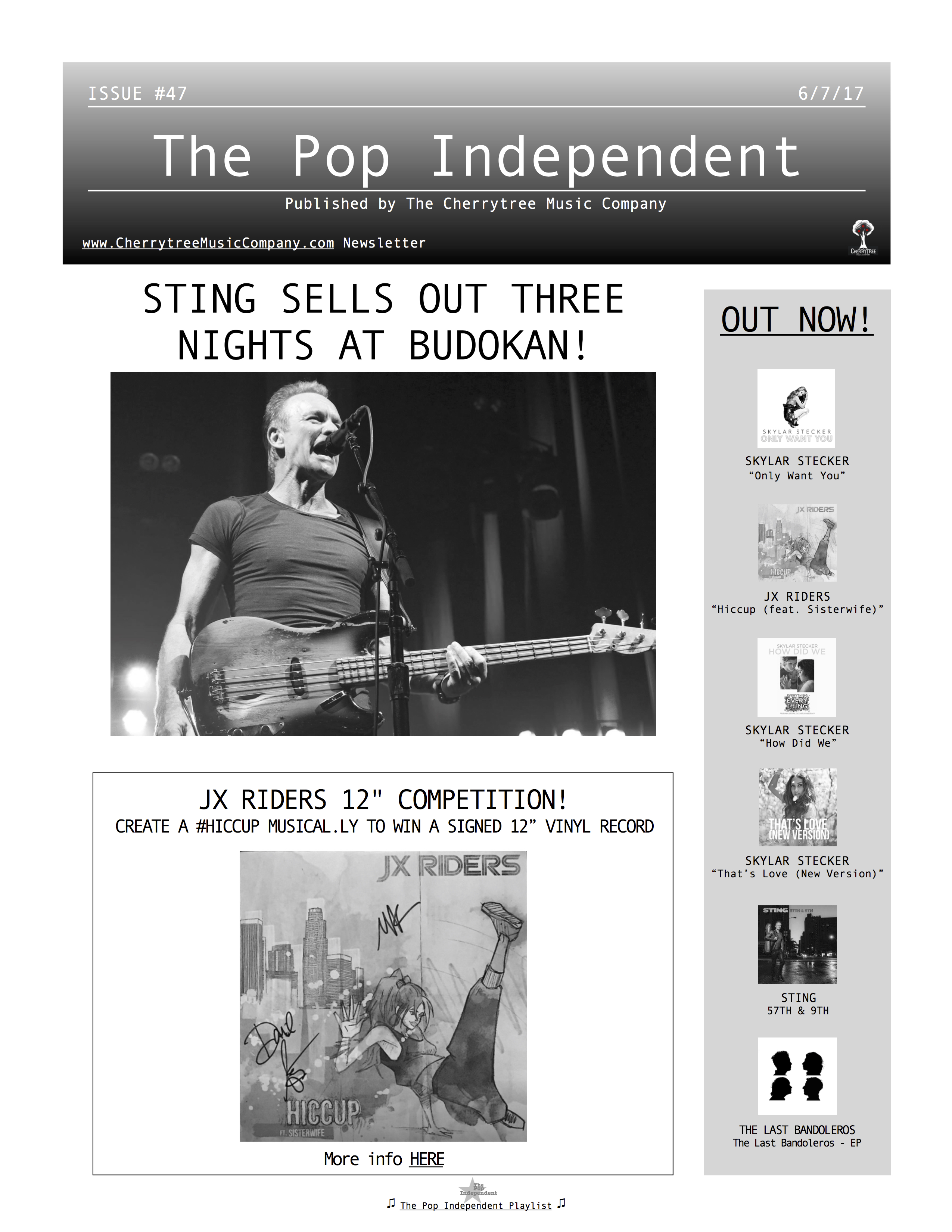 The Pop Independent, issue 47