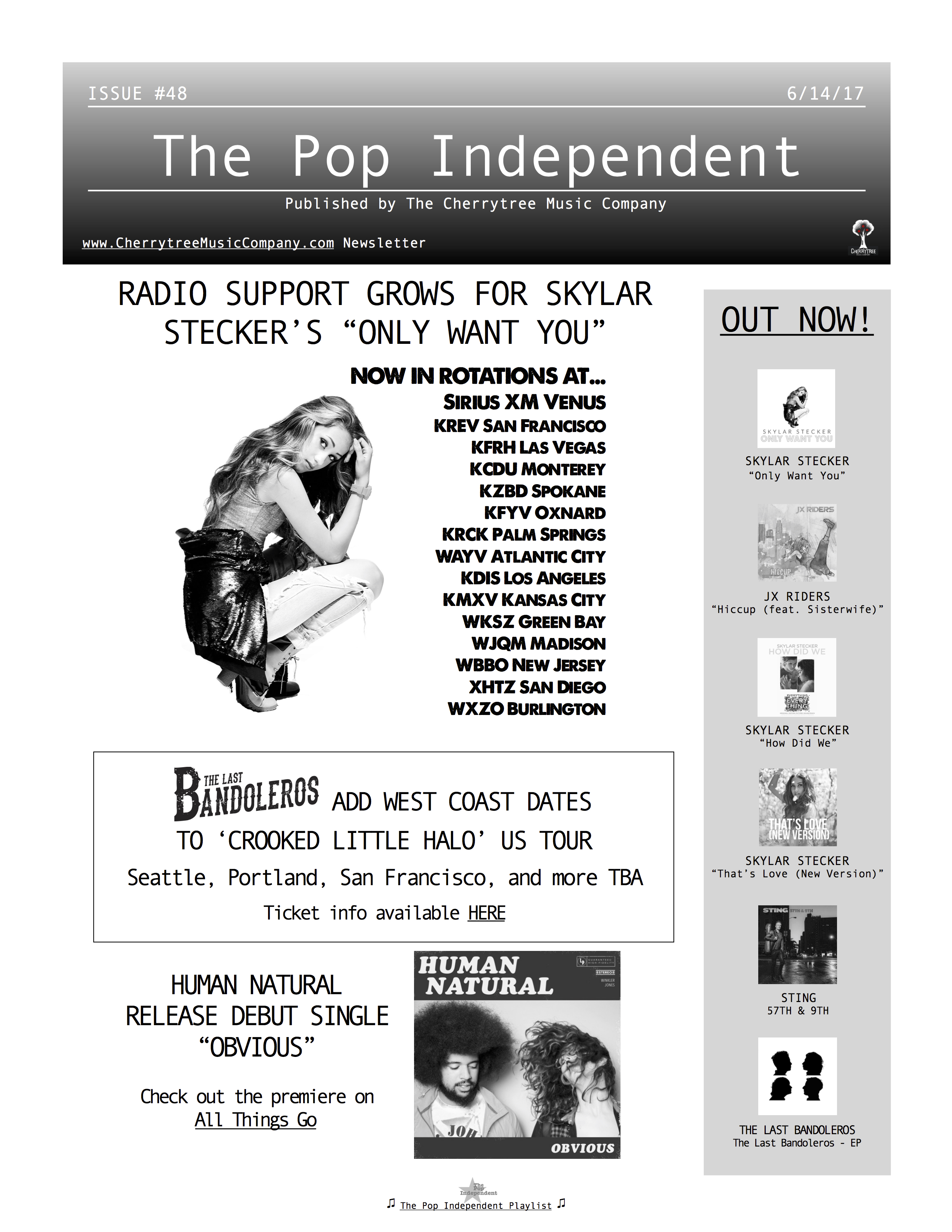The Pop Independent, issue 48