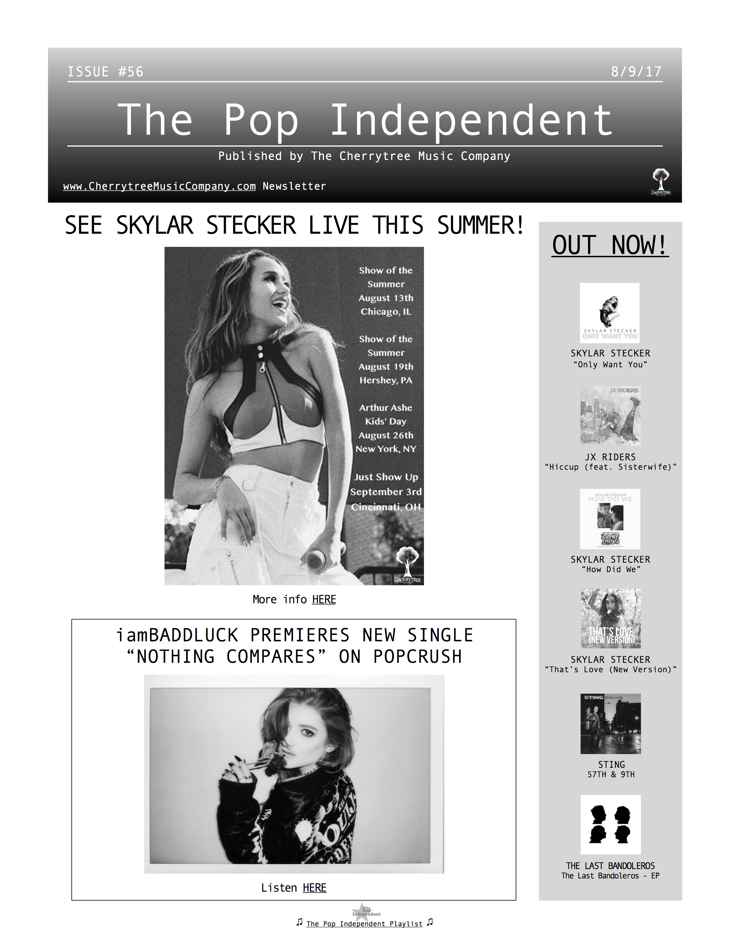 The Pop Independent, issue 55