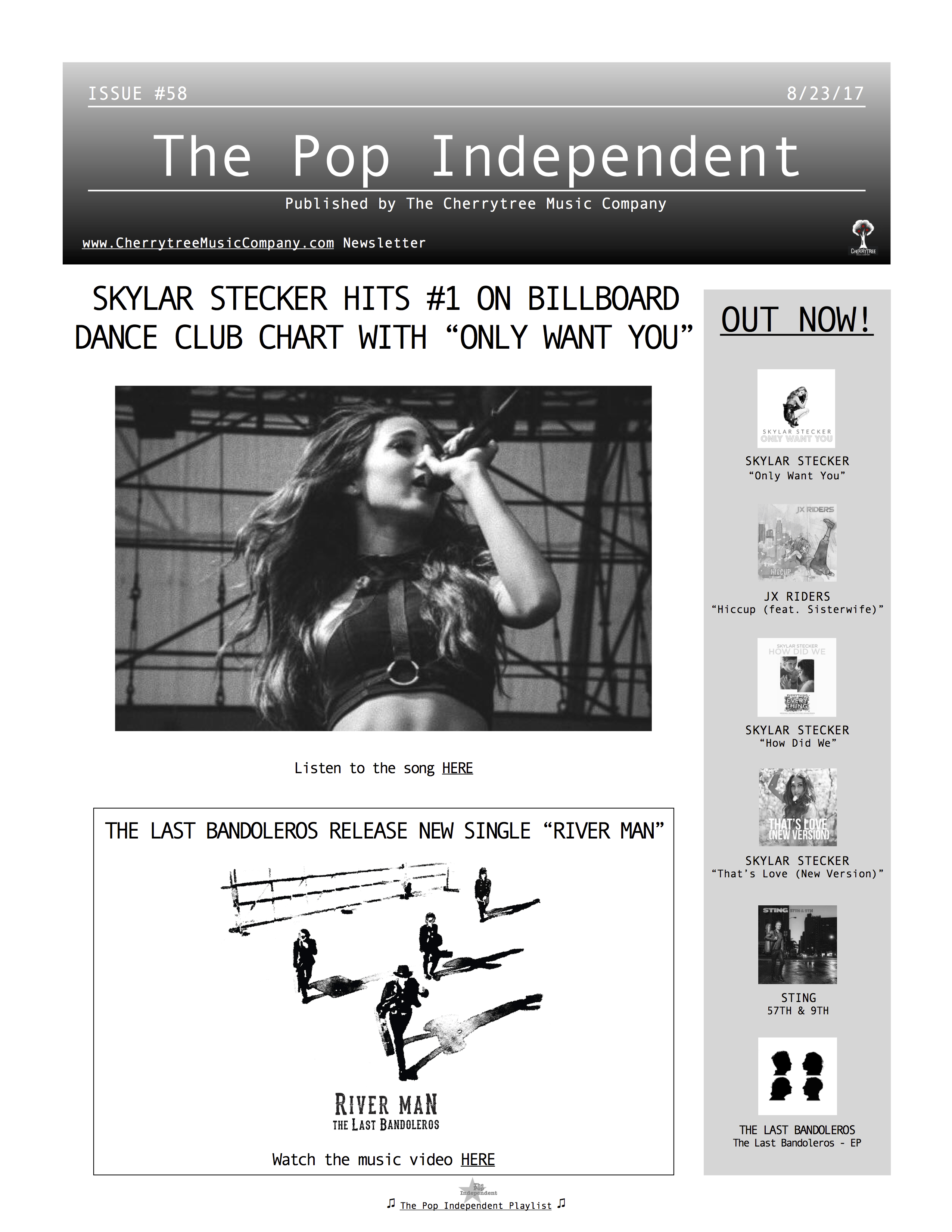 The Pop Independent, issue 58