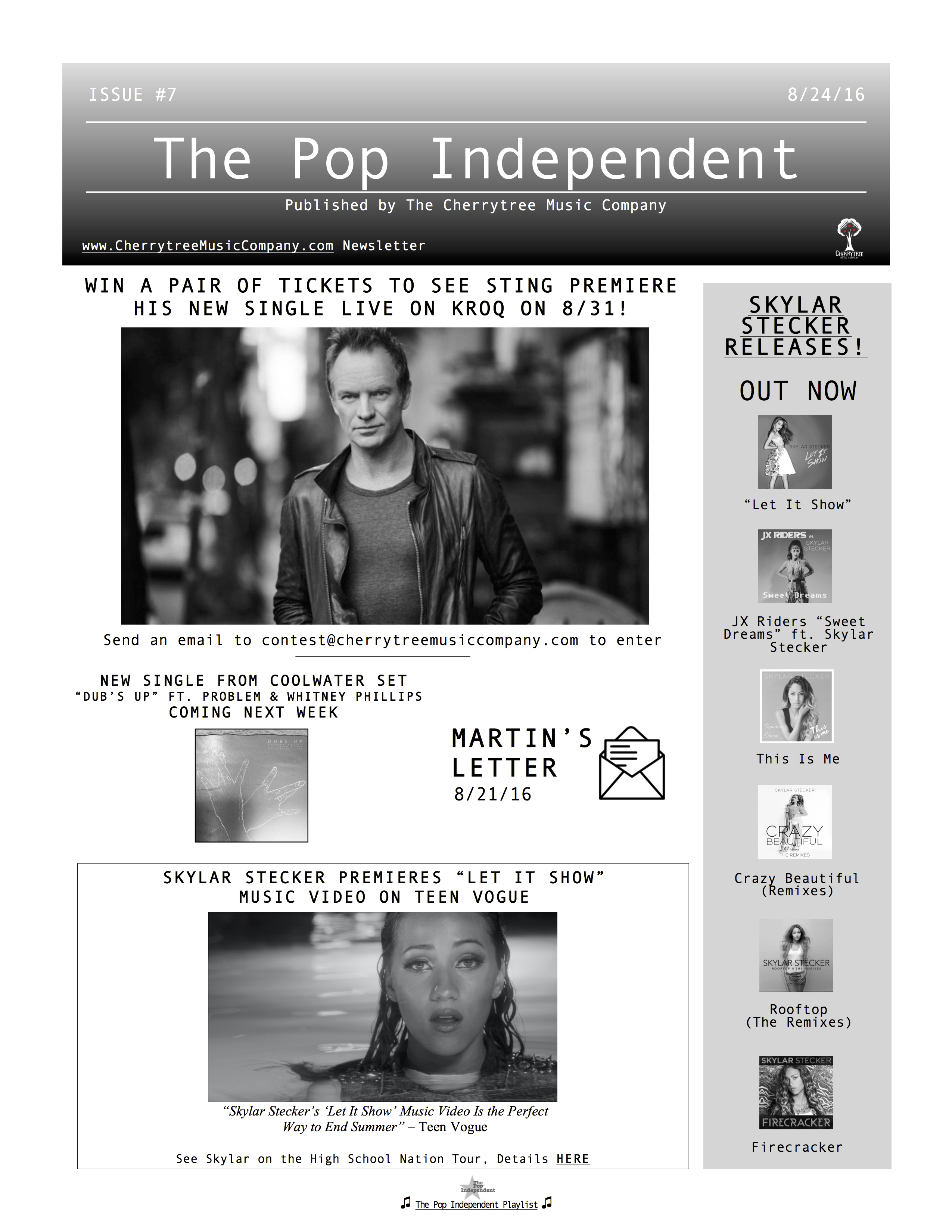 The Pop Independent, issue 7