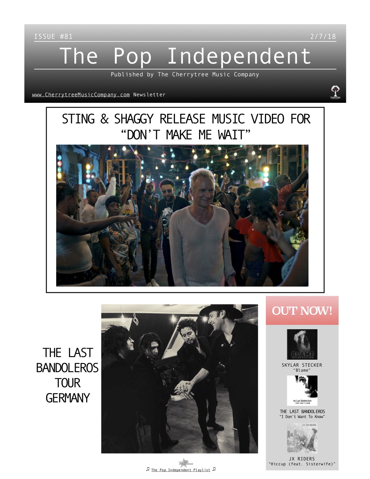 The Pop Independent, issue 81