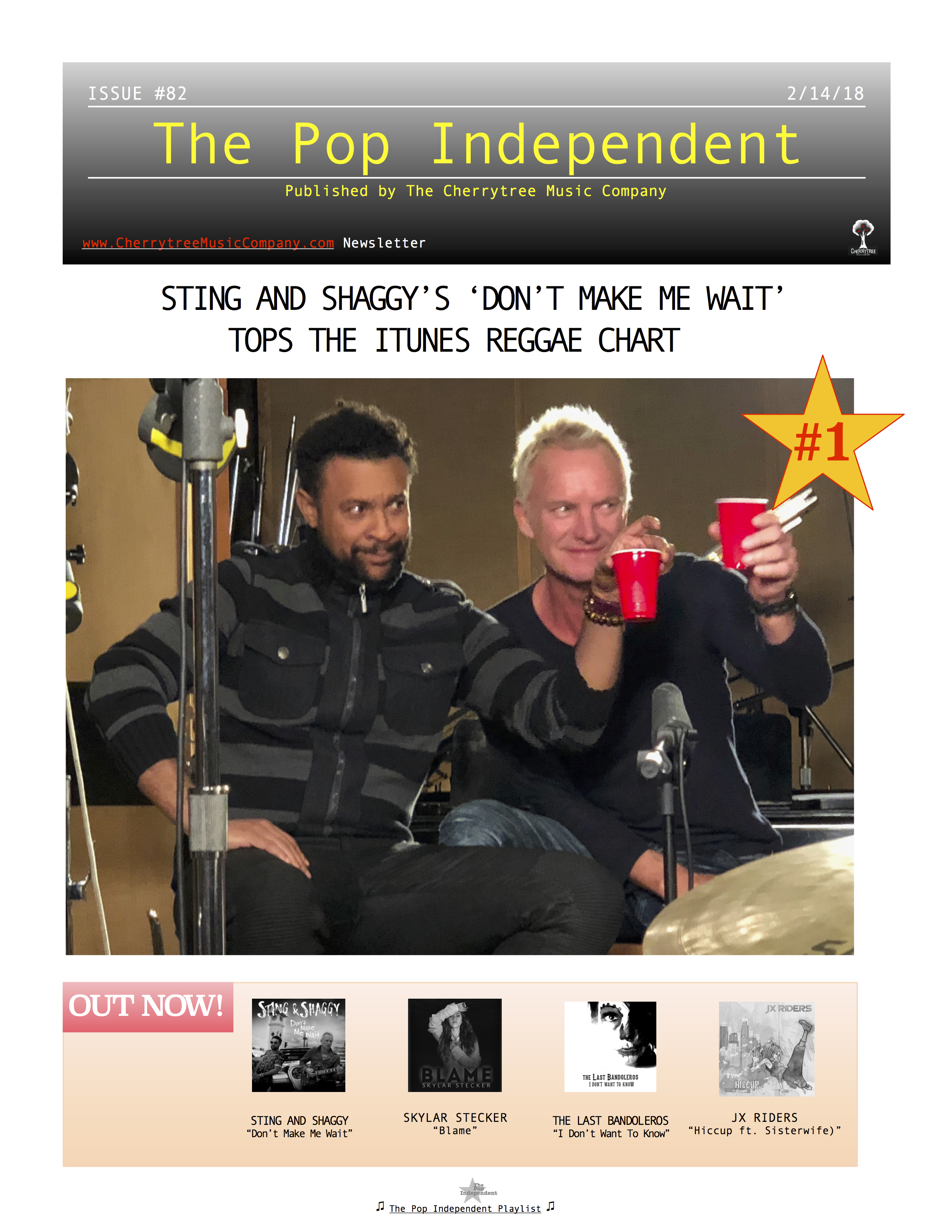 The Pop Independent, issue 82