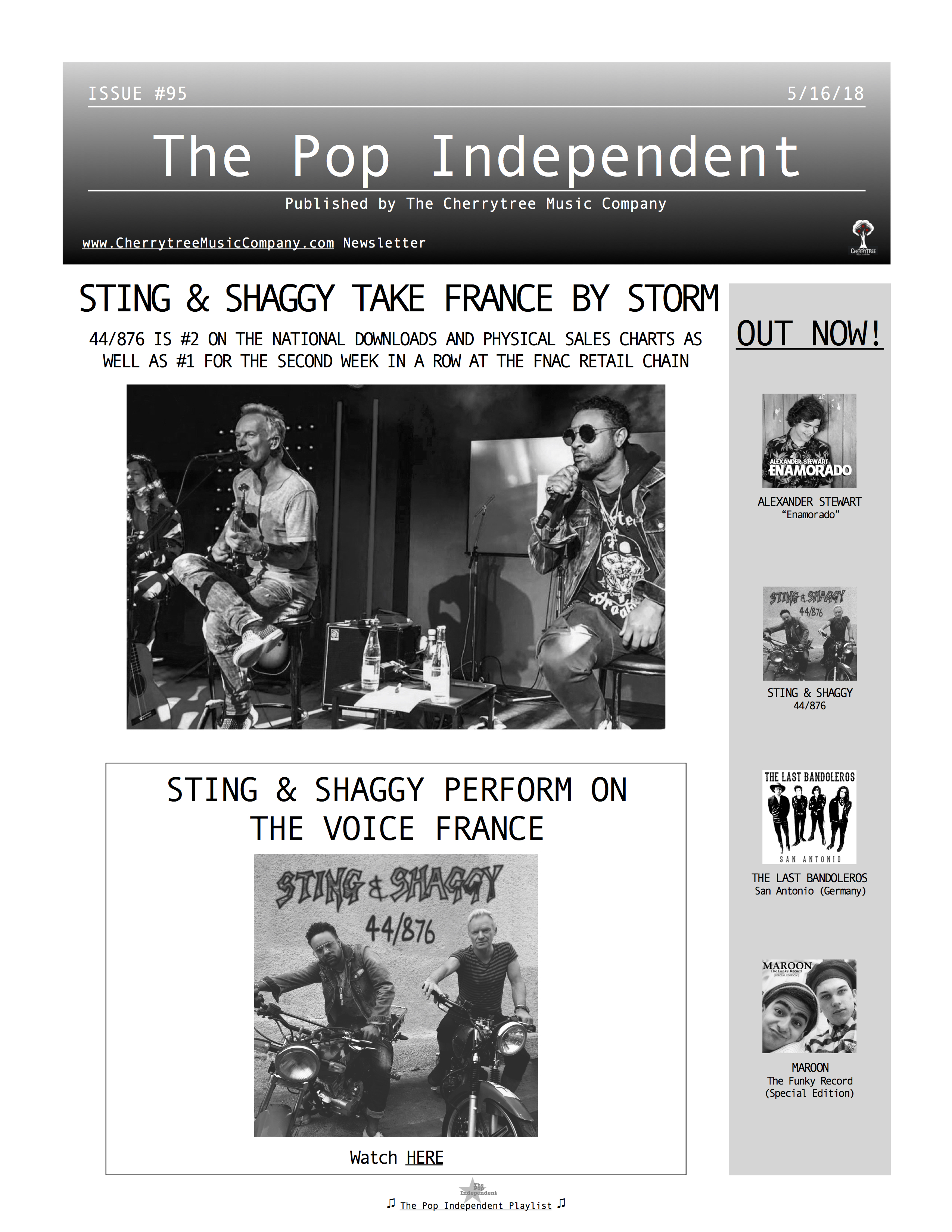 The Pop Independent, issue 95