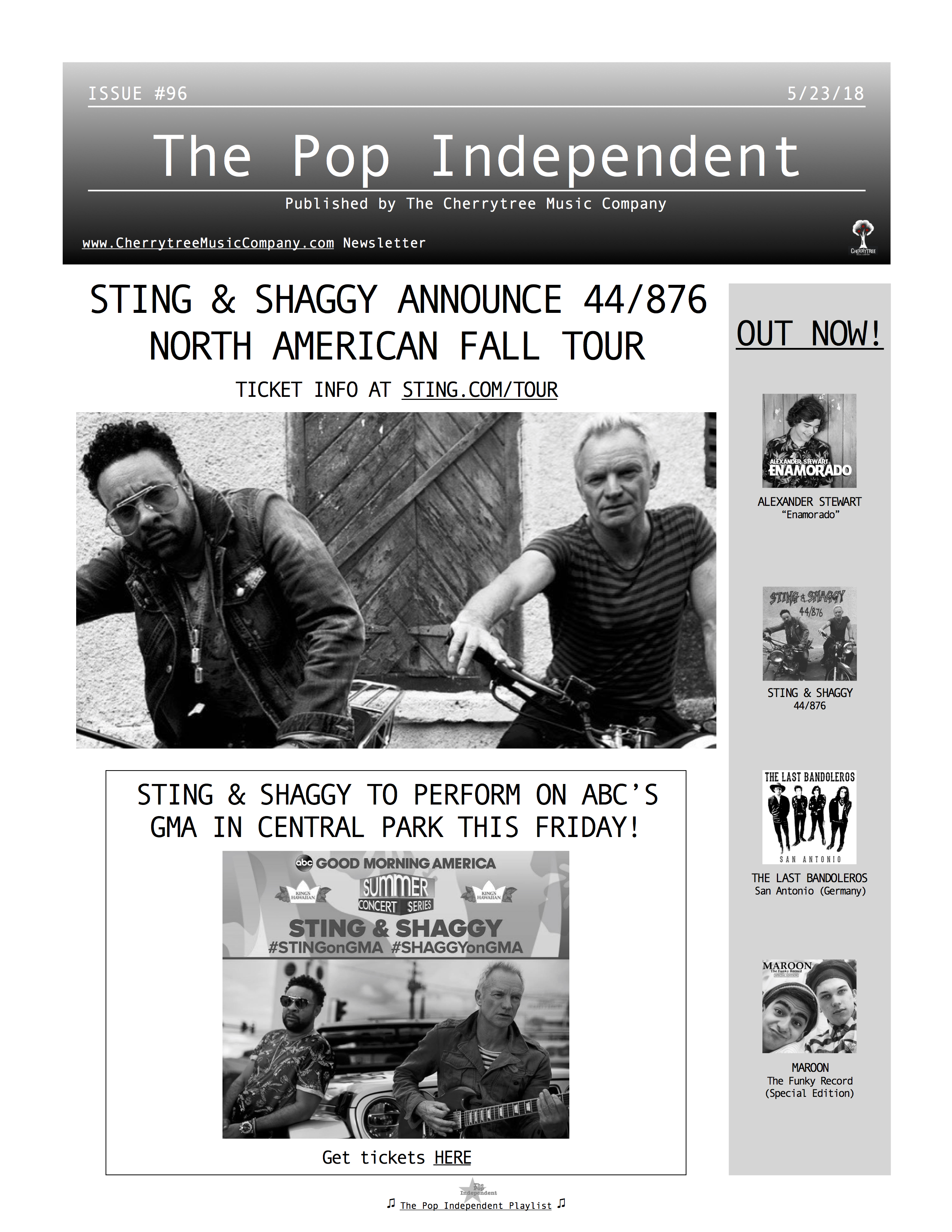 The Pop Independent, issue 96